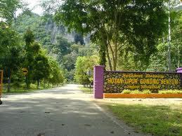 signboard image of Gunung Senyum Park
