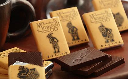 Oleh-oleh Khas Jogja : Cokelat Monggo