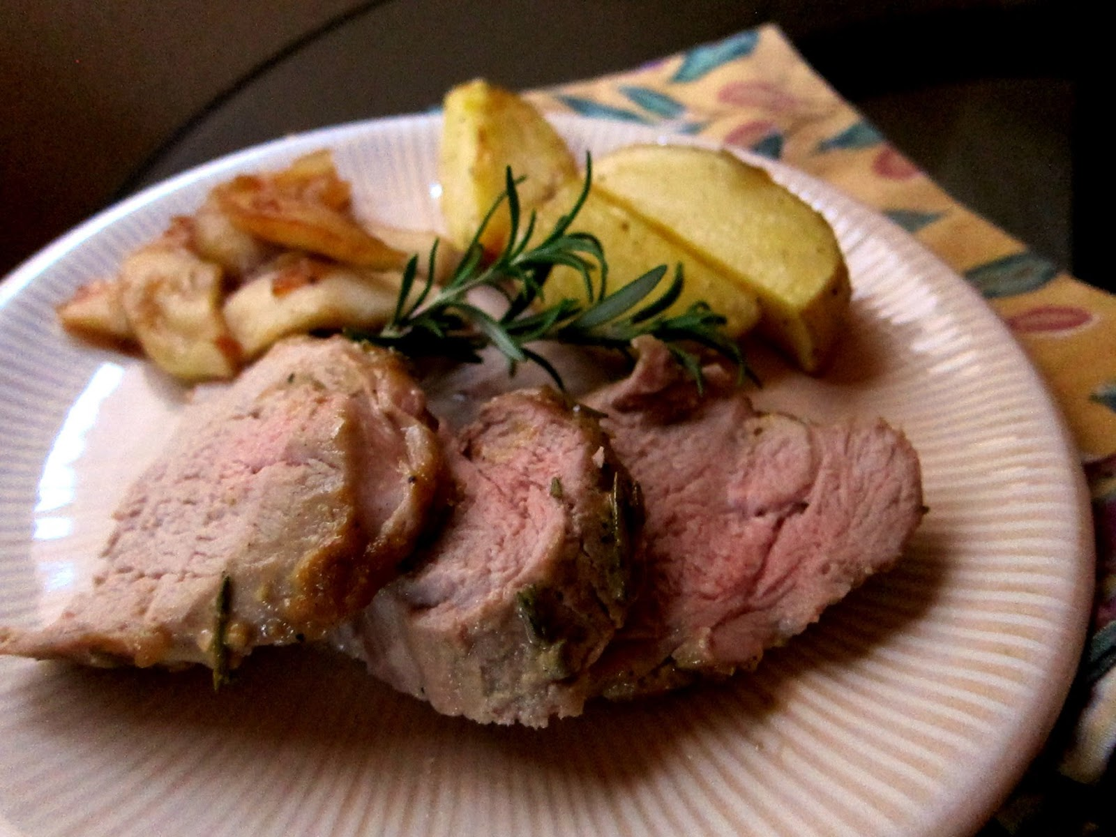 Pork Tenderloin With Maple Mustard Sauce Recipe — Dishmaps