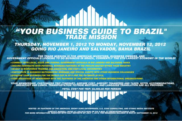 business in bahia brasil trade mission