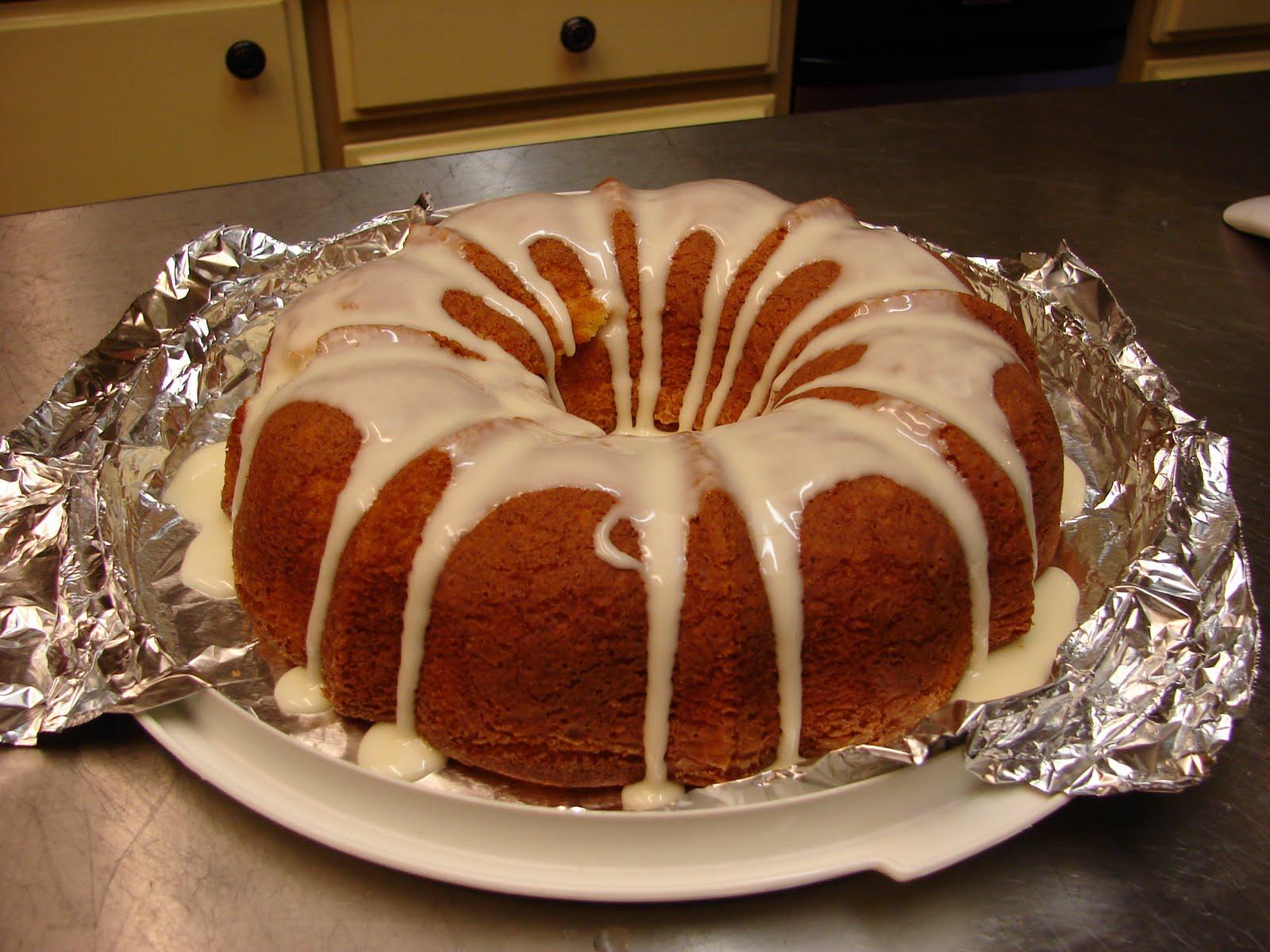 How To Make Harvey Wallbanger Cake