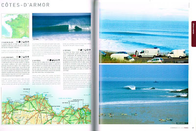 Photographe de surf en Bretagne, Stormrider guide, photo Kristen Pelou