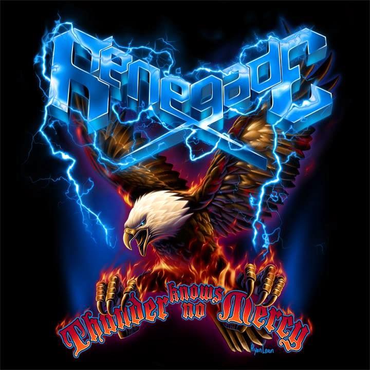 Renegade - Thunder Knows No Mercy