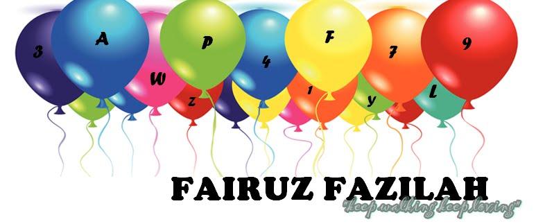 FAIRUZ FAZILAH