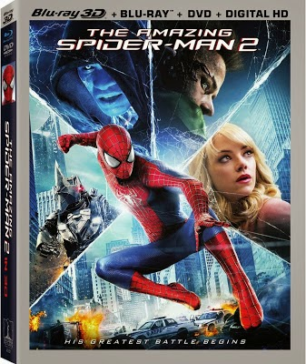 The Amazing Spider-Man 2: Rise of Electro (2014) 720p BDRip Dual Espa�ol Latino-Ingl�s