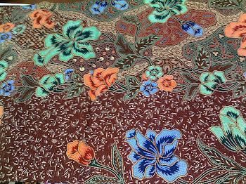 Batik Jawa Terengganu