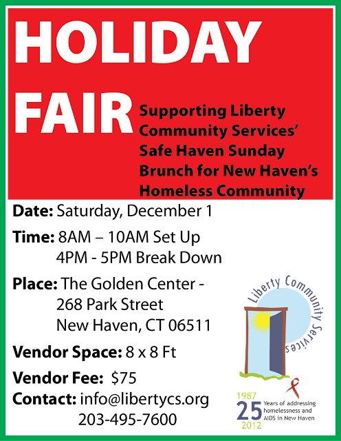Liberty women 39 s resources holiday fair for Craft fairs in ct december