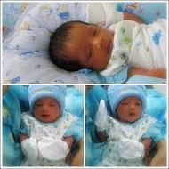 Aleesya 1 month