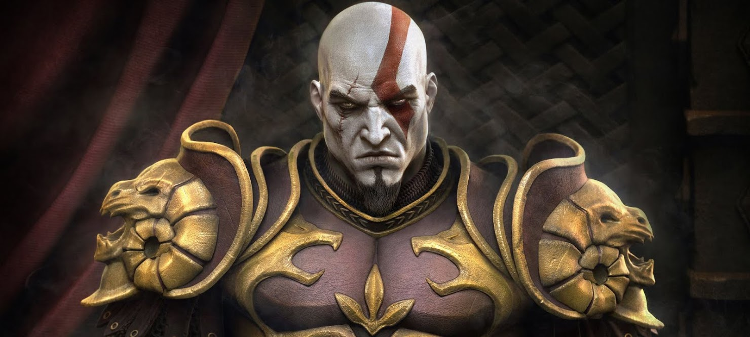 God Of War Universe