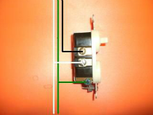 Combination Switch Neutral Ground Switch Leg Wiring Picture