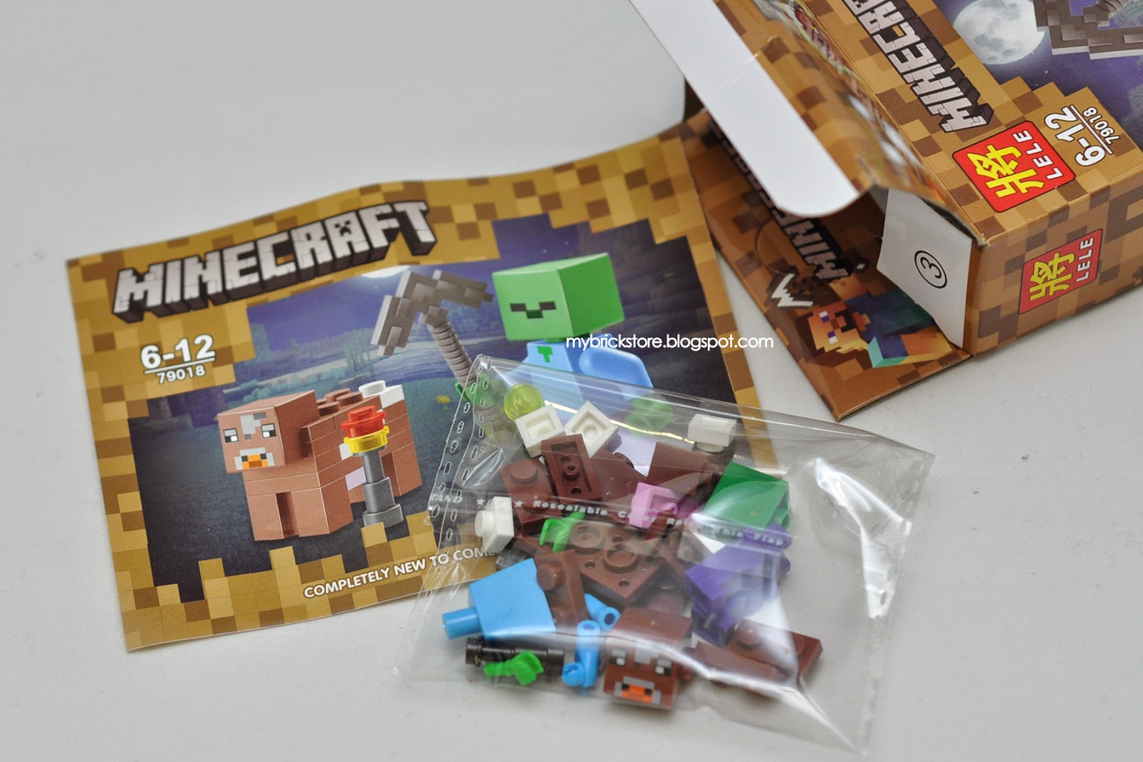 My Brick Store Lego Minecraft By Lele Part 2 Of 3