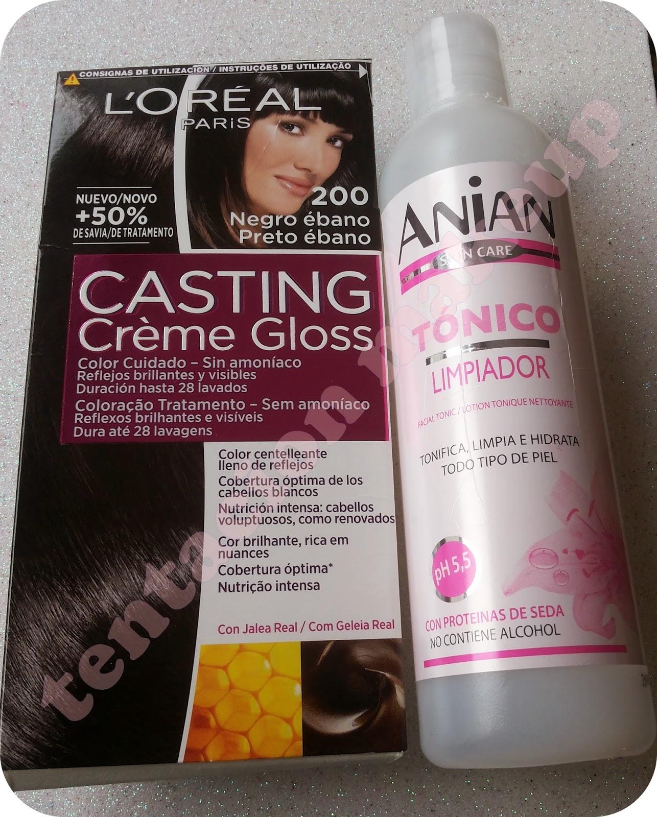 Tentaci n makeup productos terminados - Bano de color loreal ...