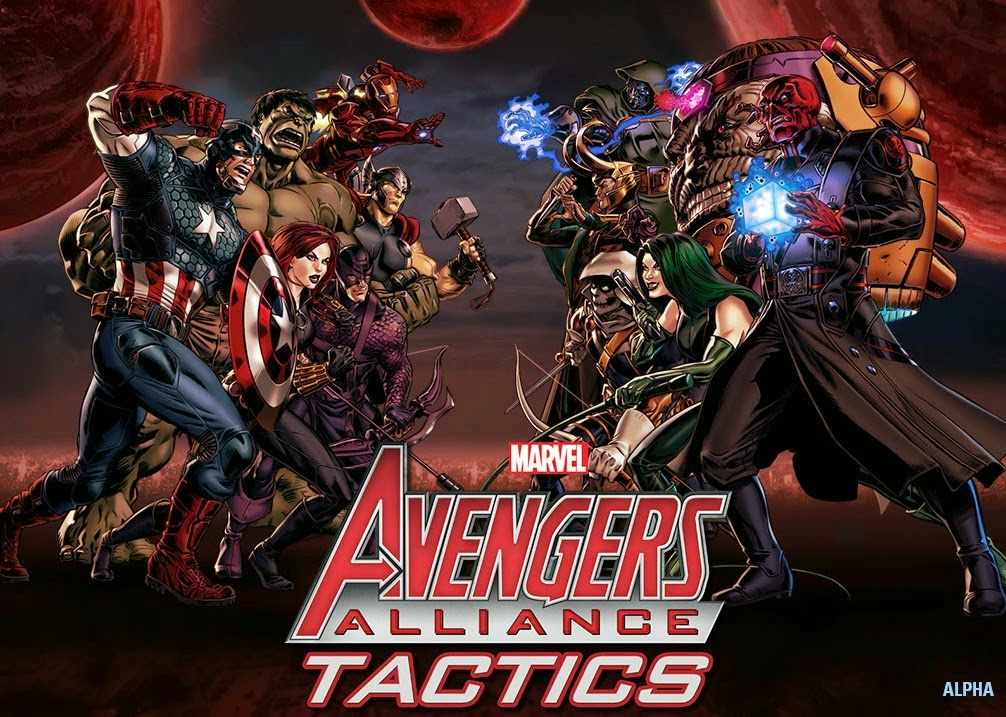 Marvel Tactics