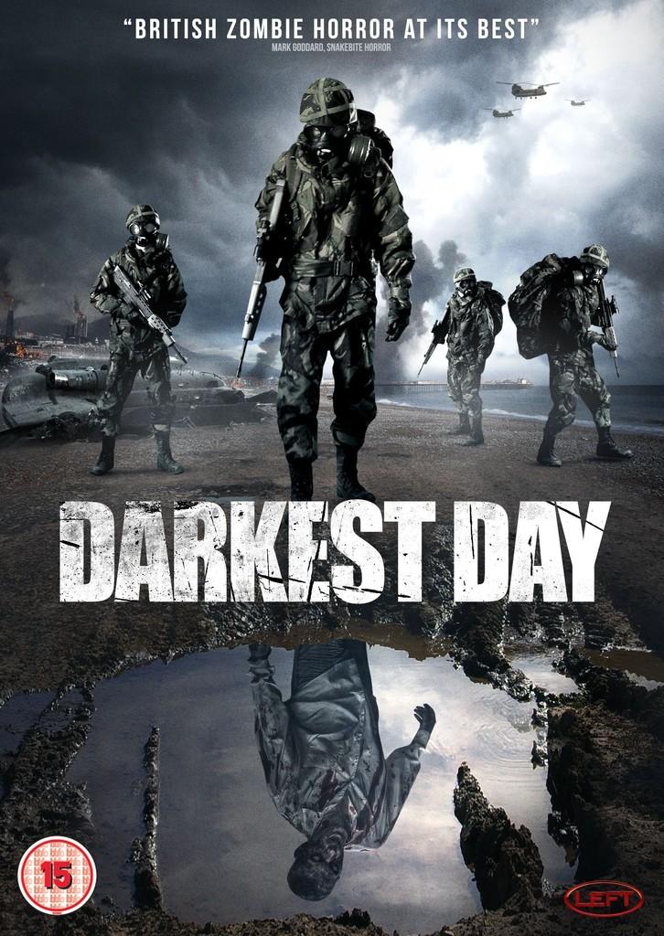 New zombie movie releases