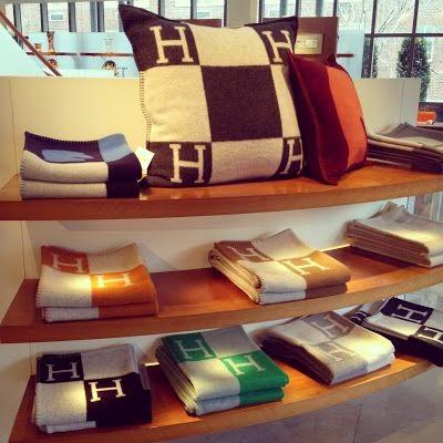 birkin bags sale - The French Tangerine: ~ hermes avalon blanket
