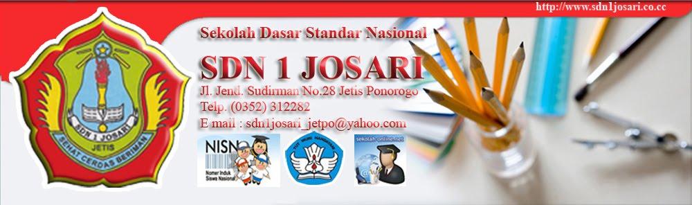 SDSN SDN 1 JOSARI JETIS