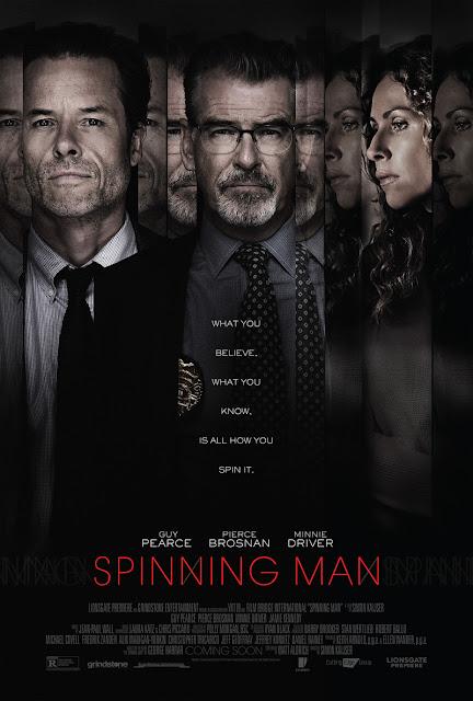 Spinning Man (2018) ταινιες online seires oipeirates greek subs