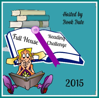 Full House Reading Challenge 2015 graphic