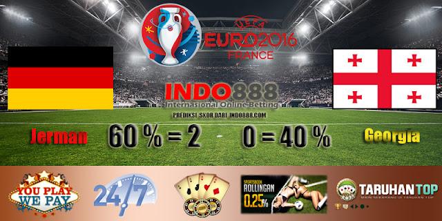 Prediksi Skor Jerman vs Georgia 12 Oktober - Indo888News