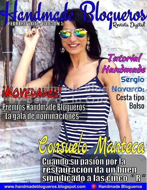Entrevista Revista Handmade Blogueros