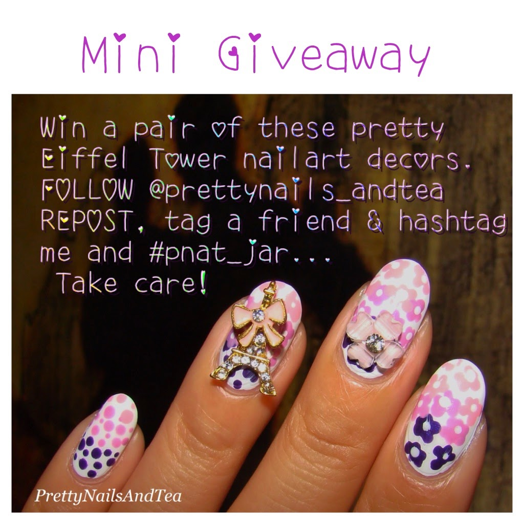 Pretty Nails and Tea: MINI GIVEAWAYS!!! Leave some love and win Nail ...