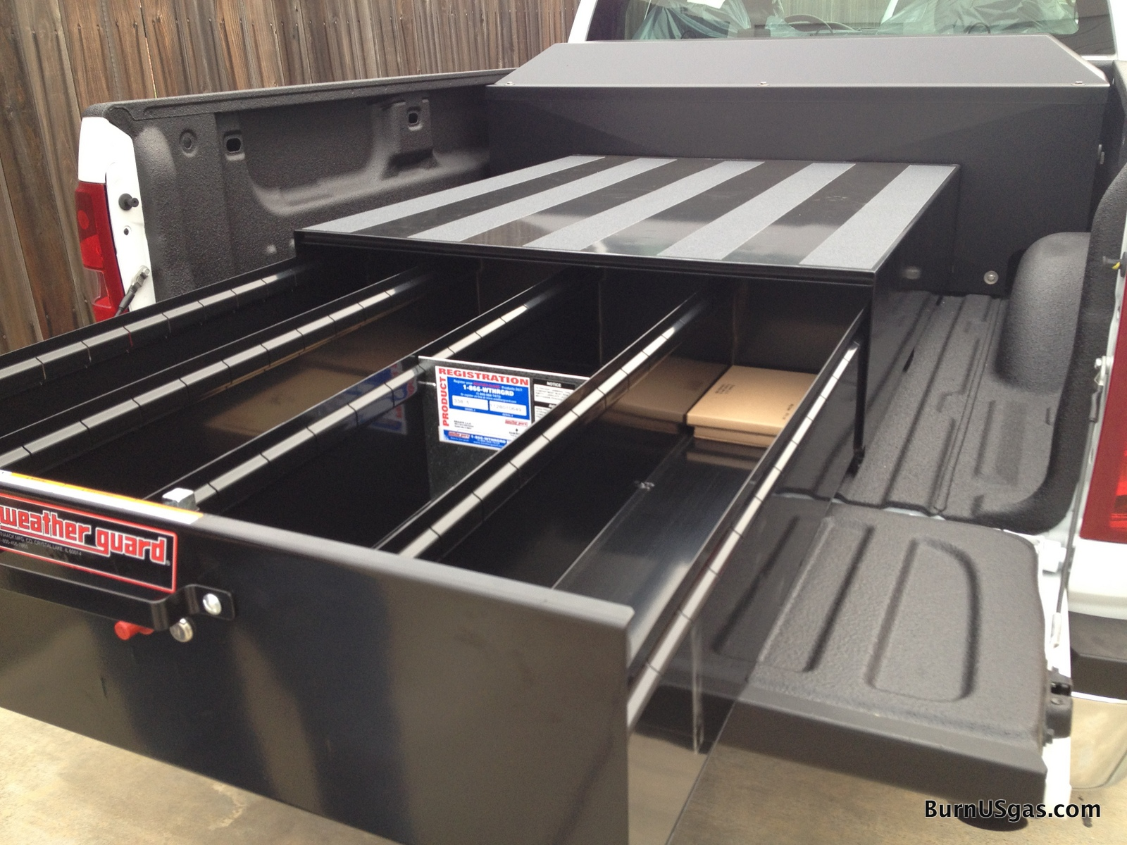 Truck accessories tool boxes dee zee large plastic - Pickup bed storage boxes ...