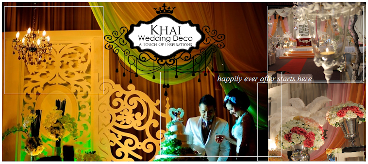 KhaiWeddingDeco