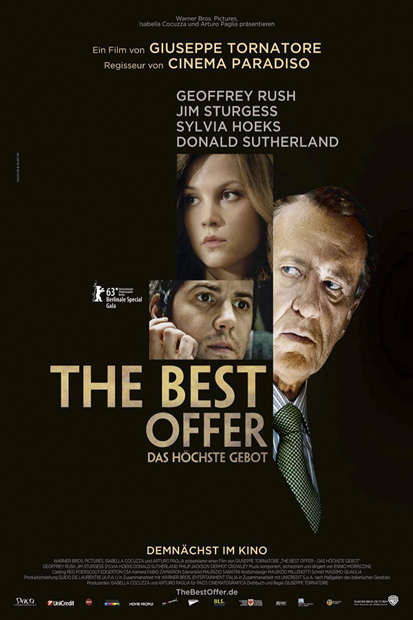 Ver The Best Offer (2013) Online