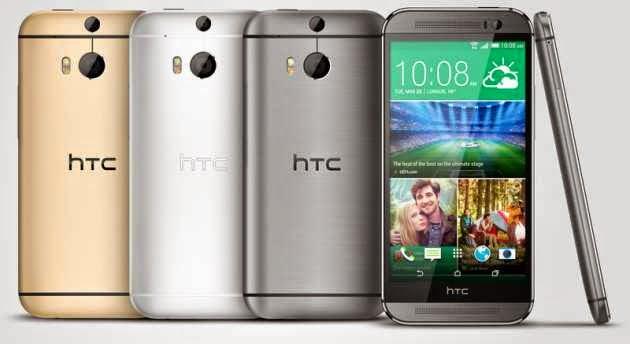 harga dan spesifikasi HTC one M8