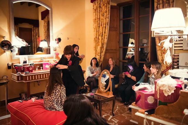 mallorca wedding show reunion wedding bloggers