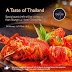 A taste of Thailand promotion at Asia in the Shangri-La at Barr al Jissah
