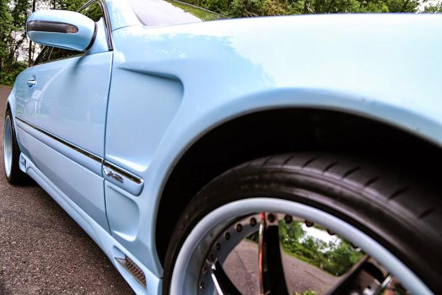 mercedes blue