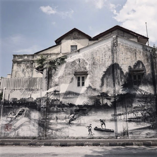 Ipoh boutique hotel for 7 mural ipoh