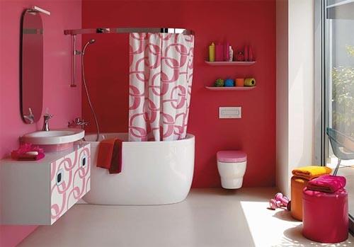 como decorar 2013 Decoração de banheiros com banheira