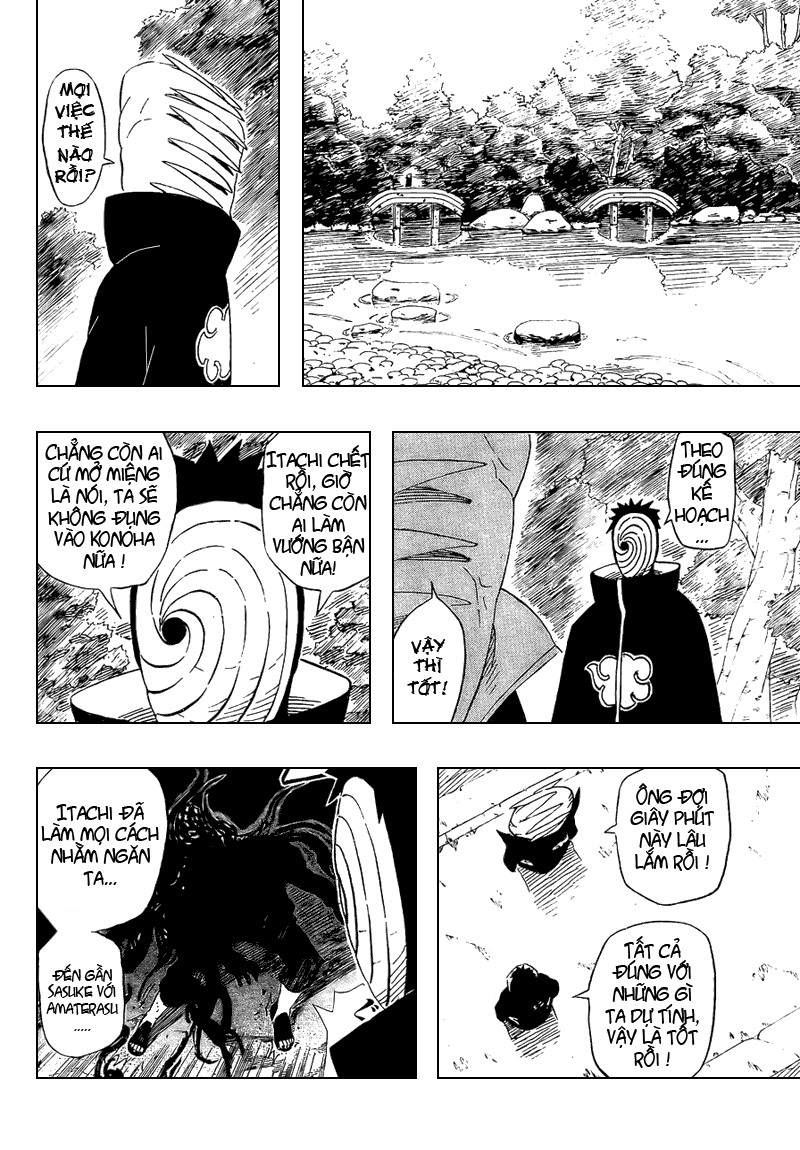 Naruto chap 404 Trang 16 - Mangak.info
