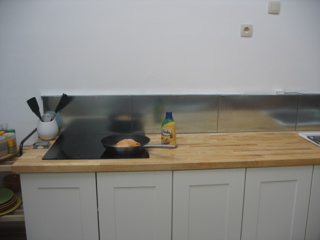 Kitchen wall covering