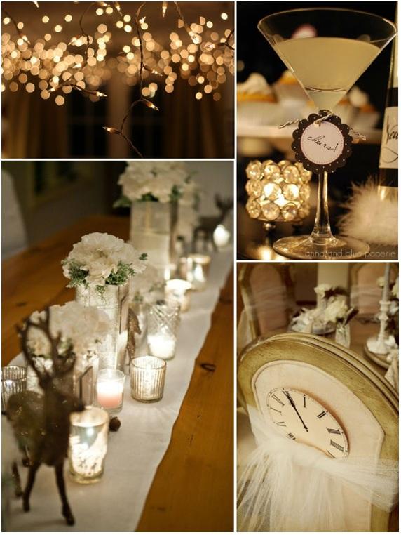 decoracao festa reveillon: de festas de reveillon e decorações pra vocês fazerem por aih