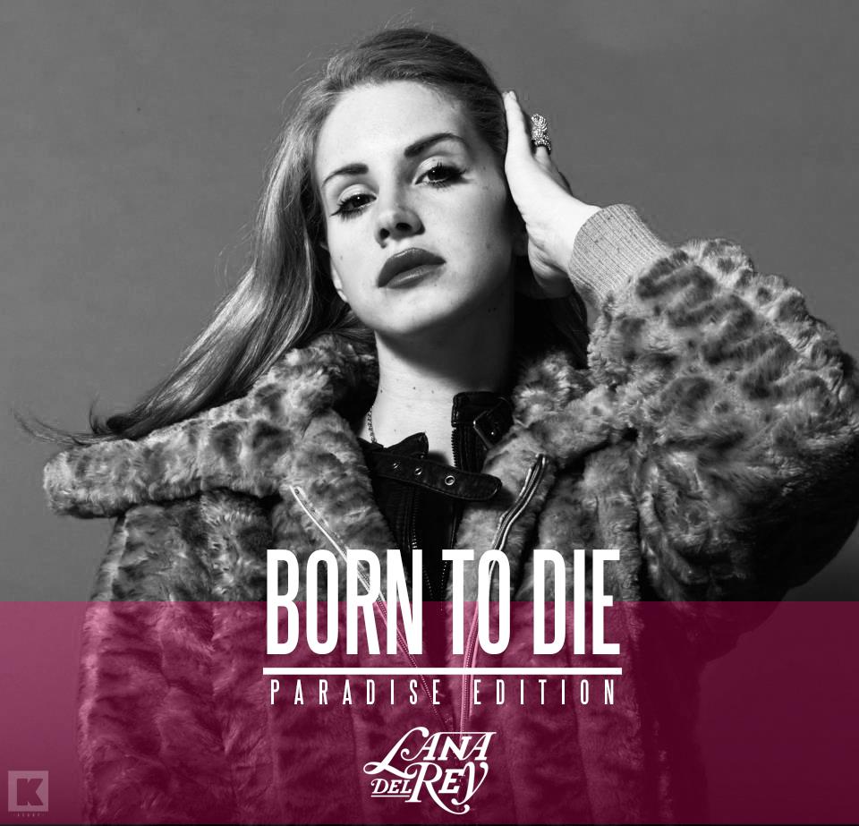 Born To Die Paradise Edition Album CoverBorn To Die Album Cover