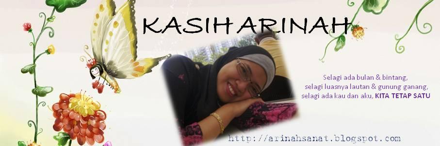 (=,=)                                                                            Kasih Arinah (=,=)