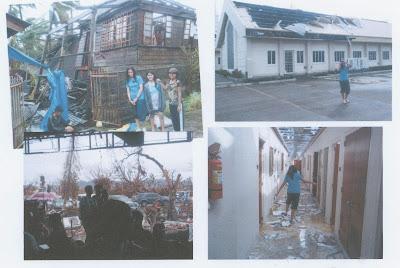 "ravages of typhoon ""Yolanda"""