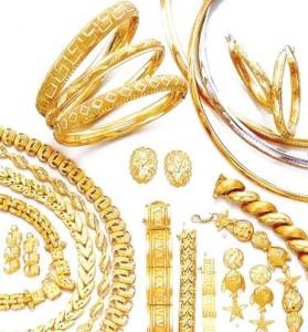 New gold jewellery designs Jewelry Sets