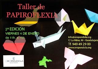 Oropéndola, Guadalajara, espacio cultural, espacio personal, papiroflexia, manualidades, niños, ludoteca, espacio de ocio, infantil, cumpleaños creativos, Gracia Iglesias