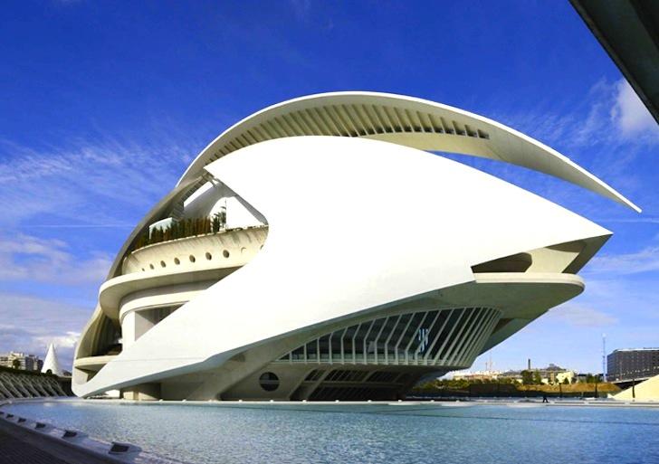 Valencia Opera House Tour