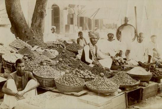 Spice Market - India 1875