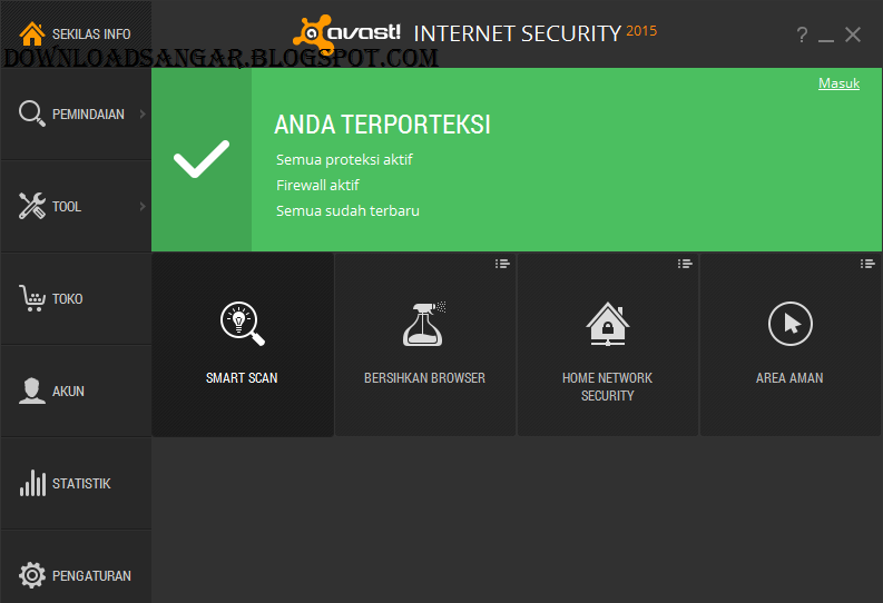 Avast Internet Security 2015 Full Lisense