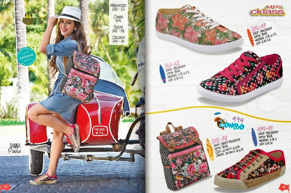 Cklass 2015 Urban calzado