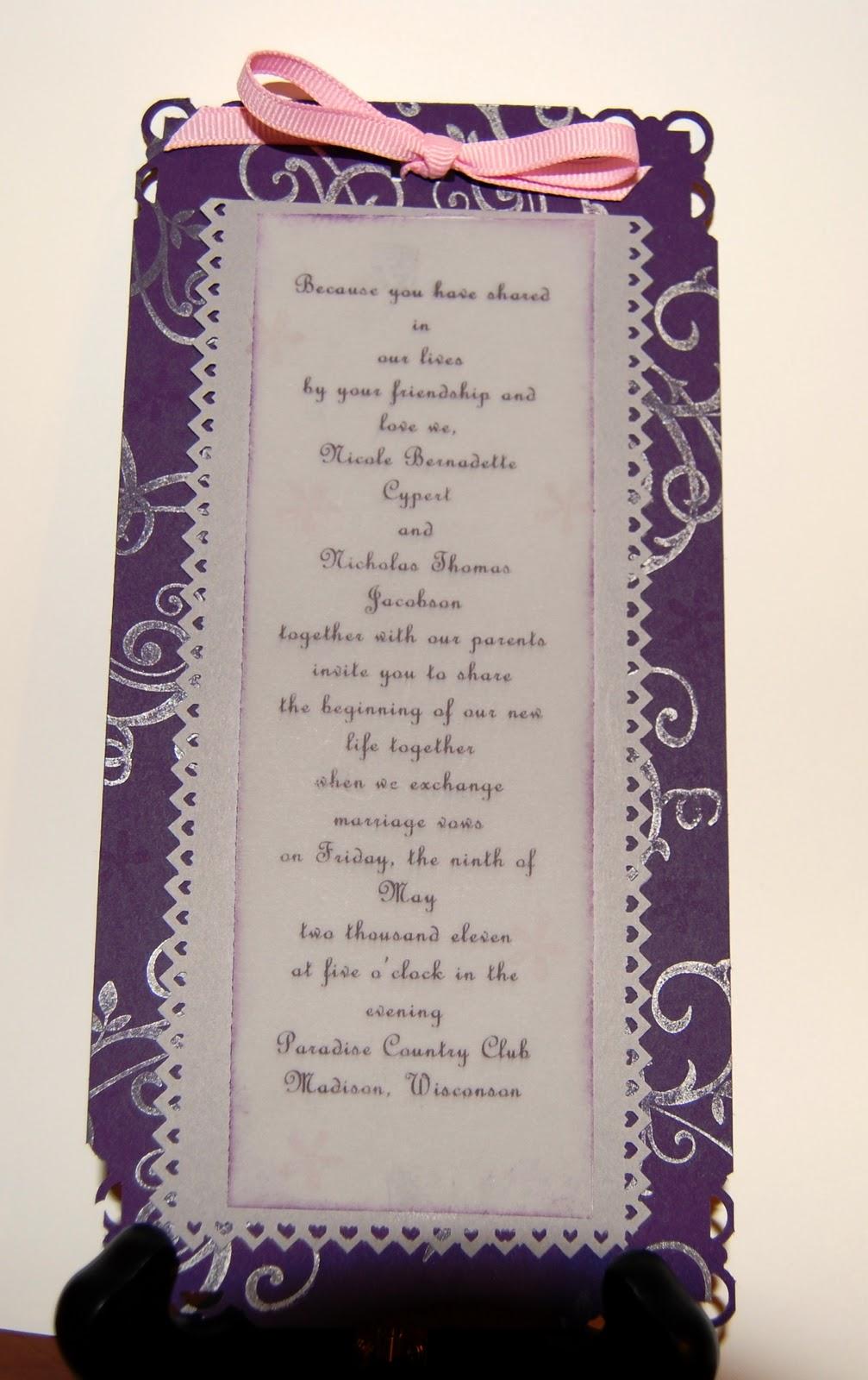 Ellegant Wedding Invitations 004 - Ellegant Wedding Invitations