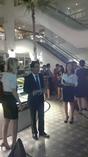 Winedown Wednesdays, March, 2013, Singapore Rendezvous Hotel, AIC HR, HSMAI
