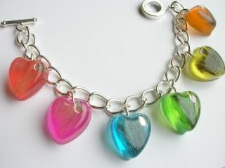 pet fur bracelet