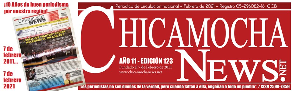 Chicamocha News 10 Años